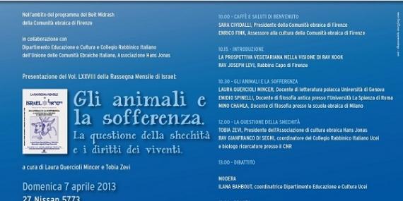 Firenze 7 aprile